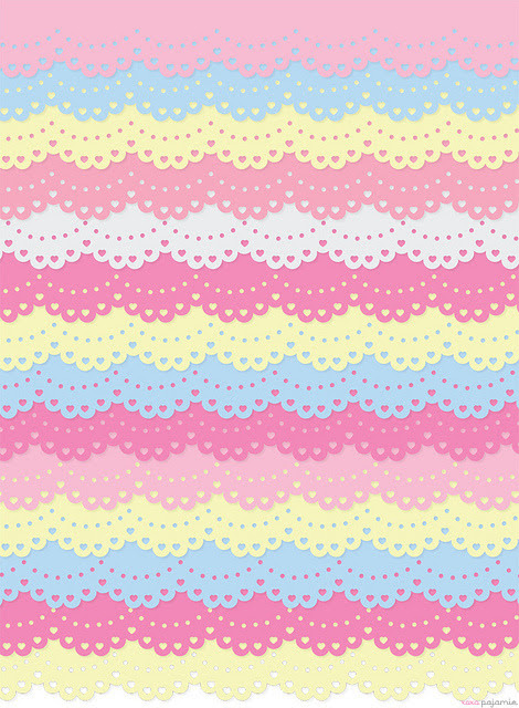 Cute Pastel Pattern Wallpaper Tumblr