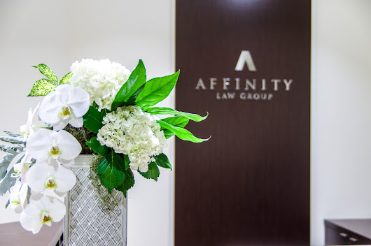 Affinity Law Group – Vancouver Interior Photography