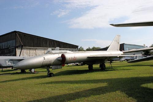 Lavochkin La-250A 04 red