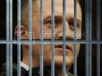 click to learn more about Tommy Robinson in prison