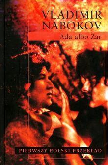 Okładka książki Ada albo Żar. Kronika rodzinna
