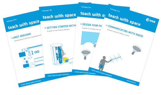 Read all about the new ESA CanSat classroom resources!