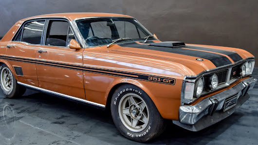 1971 Ford Falcon GTHO Phase III to fetch over $600k at auction