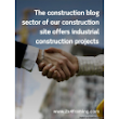 Construction blog sector - Classified Ad