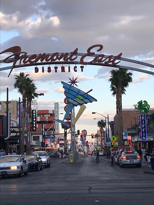 Here Are A Few Things To Check Out In Downtown Las Vegas - Front Desk Tip