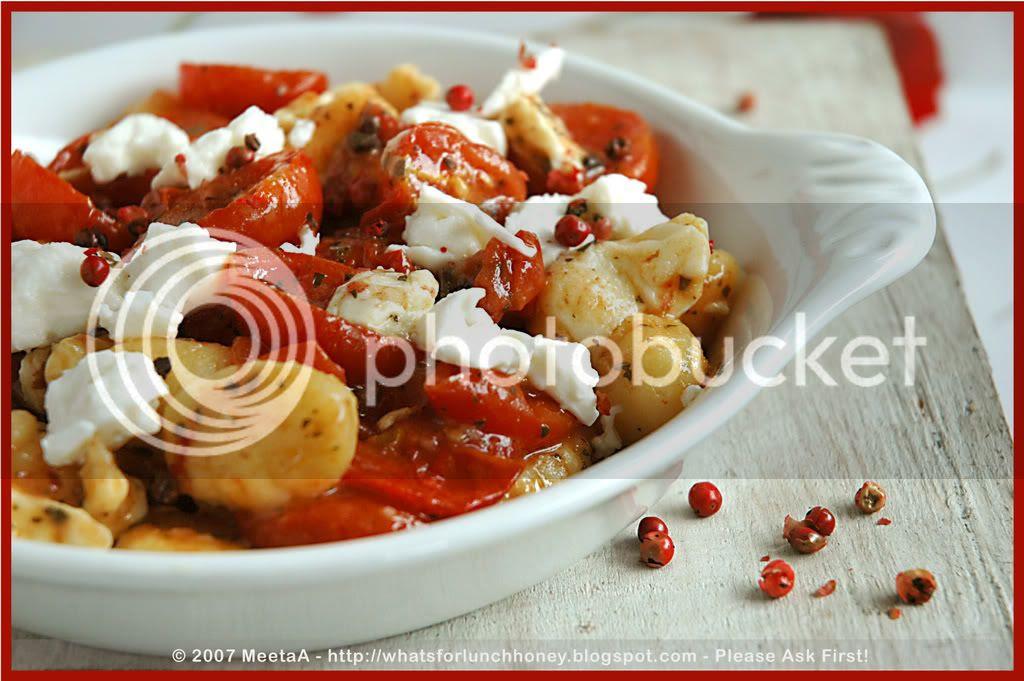 Caramelized Tomatoes Gnocchi (06) by MeetaK