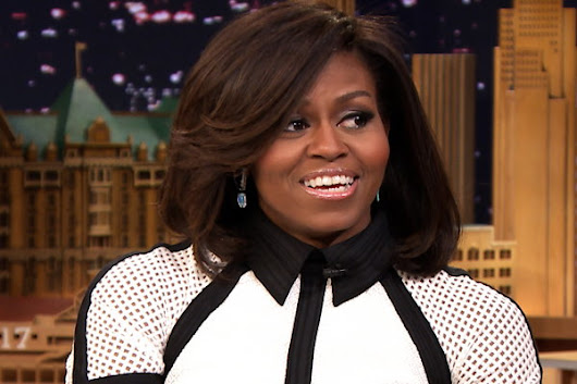 The Tonight Show Starring Jimmy Fallon: No Veggies Means No Treats in Michelle Obama's House