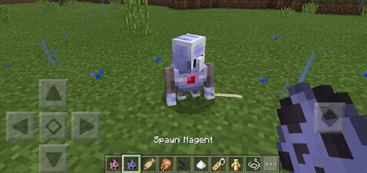 Magent And Pagent Add-on (1.8+ Only)