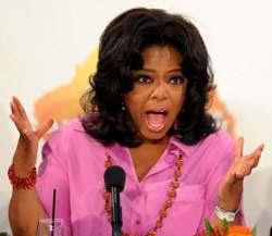 <p>Oprah Winfrey</p>
