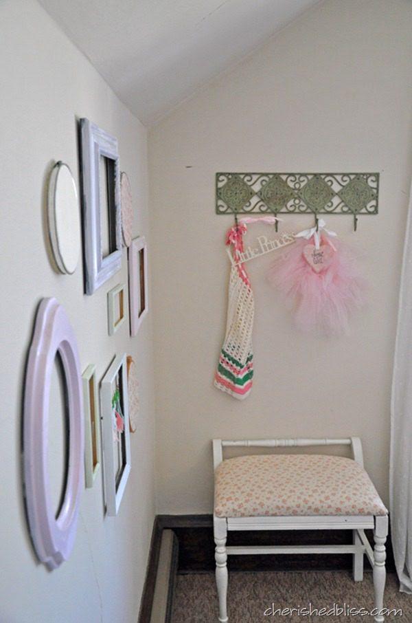 Cherished Bliss- Shabby Chic Room