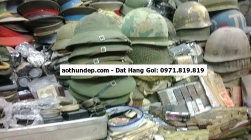 bán quần áo lính