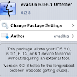 How To Fix Evasi0n Weather Bug And Long Reboot Issues With Evasi0n 6.0-6.1 Untether | iJailbreak.com