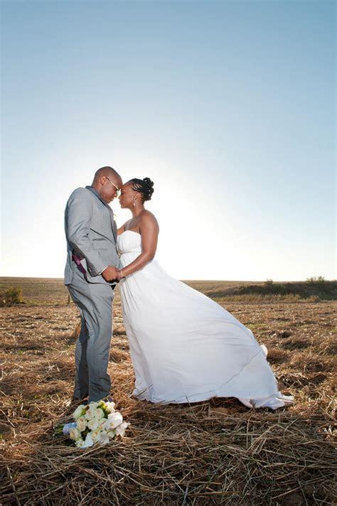 Crisp White Green & Silver South African Wedding