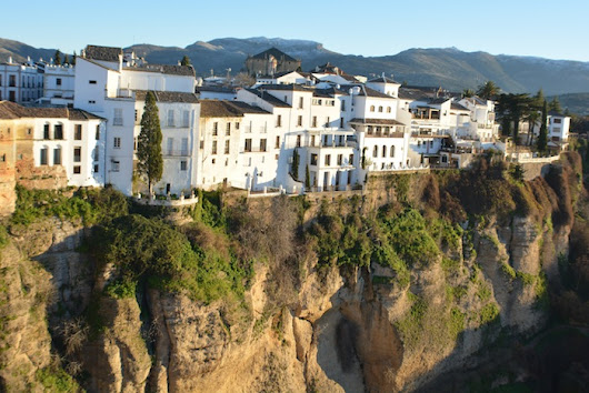 Parador de Ronda: romanticismo sin fin / Living on the edge: Ronda's 5* Parador
