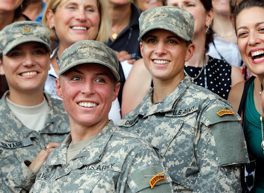 Are women headed for the draft? Support for the idea grows in Congress