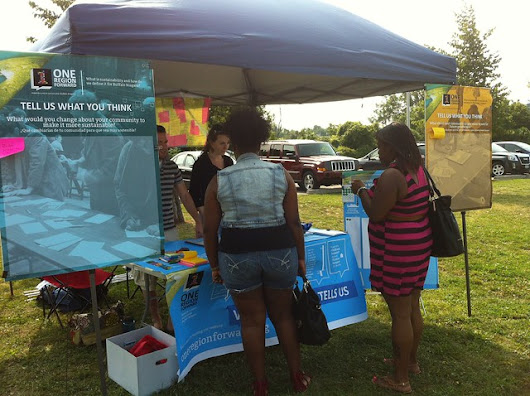 Buffalo Promise Neighborhood Community Fun Day