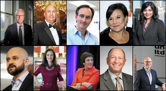 10 Chicago businesspeople to watch in 2017