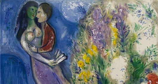 Poetic, unique, bizarre and fantastic: the art of Marc Chagall in Rome