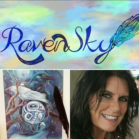 Psychic Raven Sky | Twin Featherz For Psychic Readings