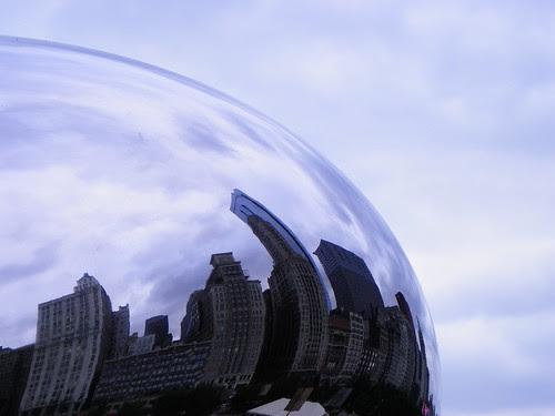 Cloud Gate Chicago , The Bean (18)