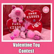 Valentine Toy Contest For Cats And Dogs