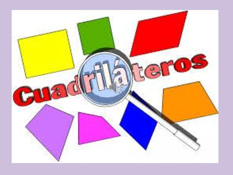Resultado de imagen de CUADRILÁTEROS