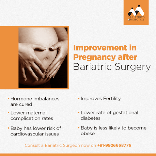 Improvement in Pregnancy after Bariatric Surgery
