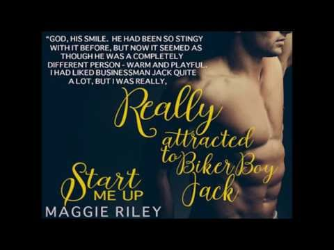 Review: Start Me Up by Maggie Riley