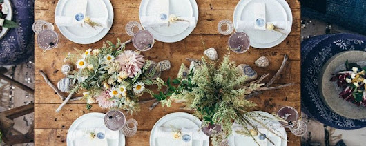 10 Ways to Throw + Host a Stylish Soirée | Brand Dedicated to Beautiful Design for Soul, Style and Space.