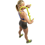 GoFit Muscle Hook - Green
