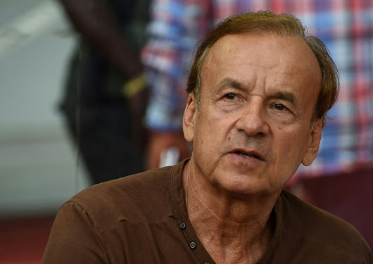 Nigeria could shun London after visa hassle - Rohr - World Soccer Talk