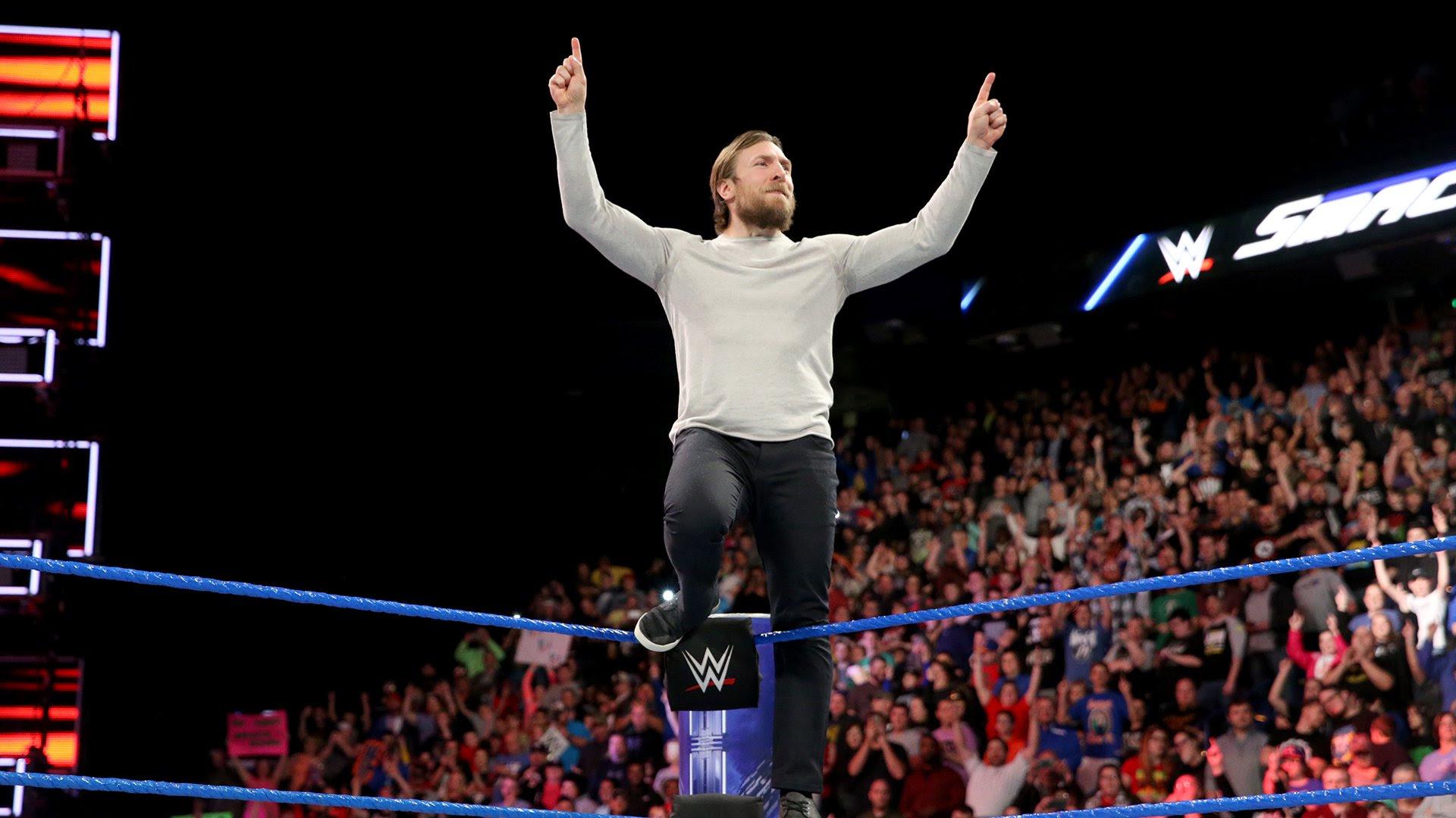 Daniel Bryan pode estar ajudando lutadores de menor expressão a terem destaque no SmackDown