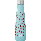 S'ip by S'well - 15-Oz. Water Bottle - Blue/Green/Red/Silver