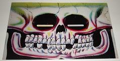 Topps Blockhead - #12 The Skull