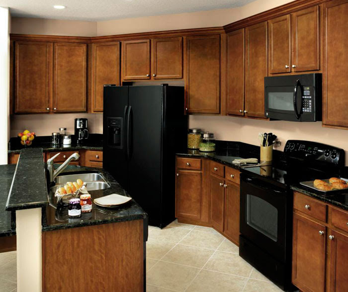 Birch Kitchen Cabinets - Aristokraft Cabinetry