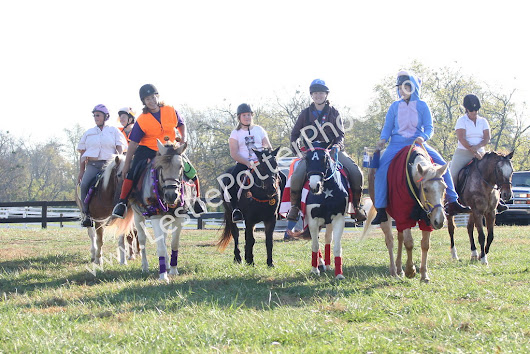 2016 CKRH Trail Ride - Leslie