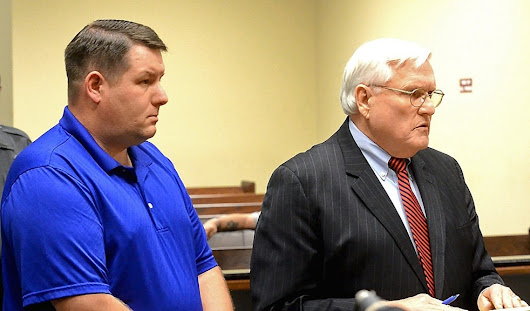 Ex-S.C. police chief charged with killing black man pleads guilty, will serve no time