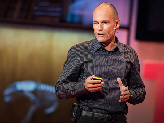 Bertrand Piccard: Can The Sun Fuel A Flight Around The World?