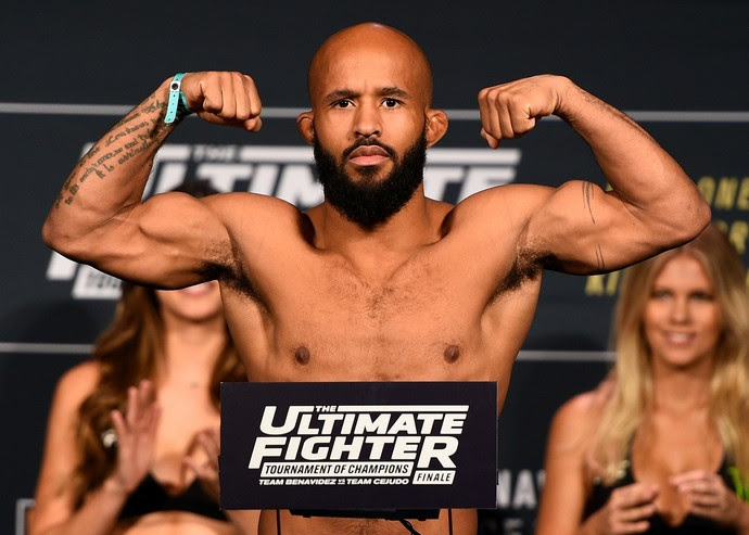 Demetrious Johnson TUF 24 (Foto: Getty Images)