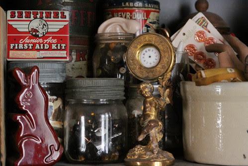 handless clock from my childhood