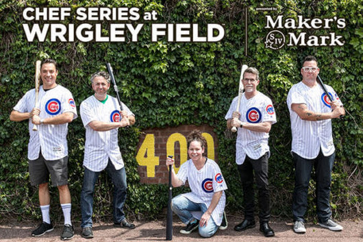 Chicago's Top Chefs Head to Wrigley Field - Suburban Chicagoland News