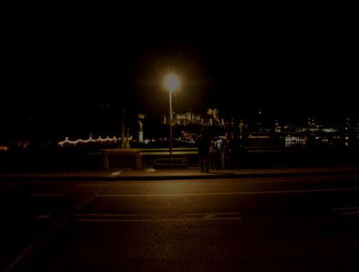 Ricardo Greene -noche