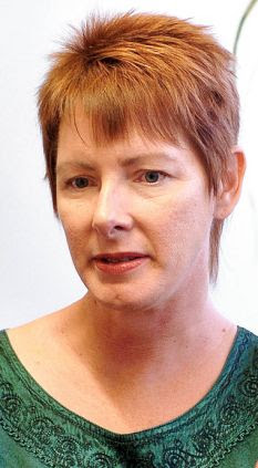 Defiant: The novel's American author <br />Sherry Jones has defended her work