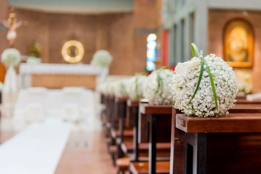 5 Things to Consider for Hosting Weddings in Your Church Facility