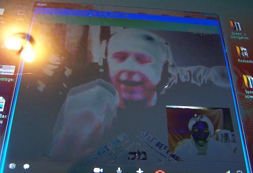 june 2022 Skyping with Evan Bernstein