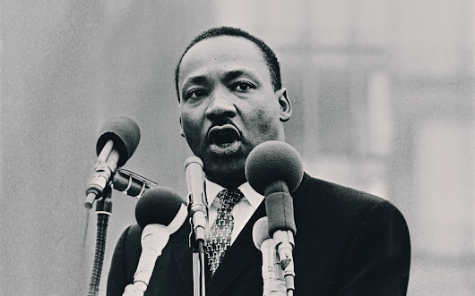 Martin Luther King–Letter From a Birmingham Jail