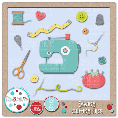 Sewing Cutting Files