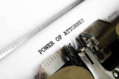 Power of Attorney Options - The Law Office of R. Spencer Lauterbach