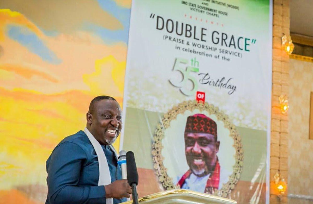 More Photos From Governor Rochas Okorocha's 55th Birthday Celebration