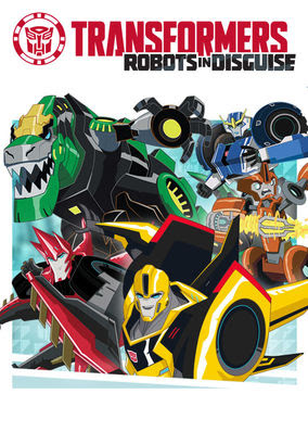 Transformers: Robots in Disguise - Season 2